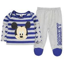 character character pyjama set unisex baby pyjamas