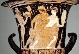 Aphrodite Vase Euripides U0027 Bacchae