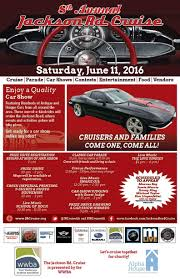 jackson road cruise events huron valley corvette club