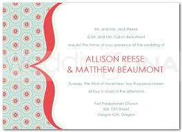 wedding invitations exles informal wedding invites brianca designs