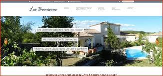 r駸ervation chambre d hote reservation chambre d hote incidence du web les broussous site