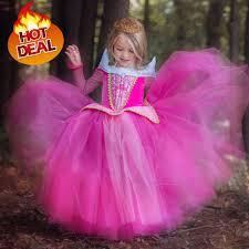 halloween party girls online get cheap sleeping beauty christmas dress aliexpress com