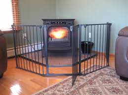 100 freestanding fireplace screens uniflame black wrought