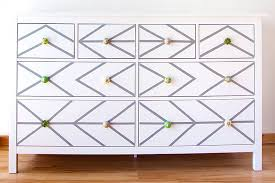 contact paper diy ikea dresser hack with contact paper