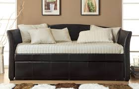 Full Size Trundle Bed Ikea Bedroom Excellent Brown Wall Painting And White Shade Table Lamp