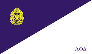 Phi Kappa Psi Flag Flag Of Alpha Phi Delta