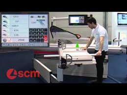 scm si7500 panel saw scott sargeant woodworking machinery