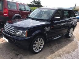 land rover 2007 currently breaking 2007 range rover sport hse 3 6 tdv8 diesel