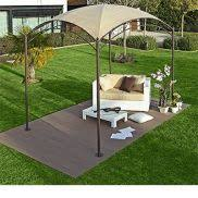gazebo da giardino in legno prezzi gazebo da giardino pieghevoli in legno o in ferro prezzi e