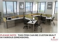 Office Desk Cubicles The Office Leader Electrified Cubicle Office Workstations