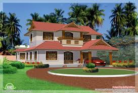houses and floor plans 4 bedroom kerala model house design home design plans