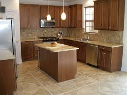 kitchen floor tile design ideas tile floors renovate kitchen cabinets kenmore elite 40 inch