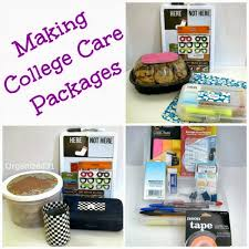 college care packages a college care package organized 31