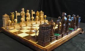 28 custom chess sets custom chess boards custommade com