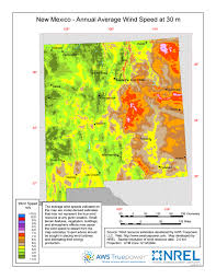 New Mexico vegetaion images Windexchange new mexico 30 meter residential scale wind resource map jpg