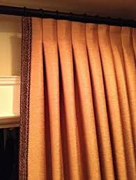 Decorative Trim For Curtains Great Look For Layering Contrast Fabrics Without Stitching The