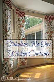 Diy Window Treatments by Window Treatments And No Sew Curtains