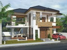 Home Design Modern Modern Bungalow House Philippines Modern
