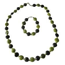round beads necklace images Irish connemara marble necklace round beads jpg