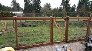 deer fences and garden fences ajb landscaping u0026 fence