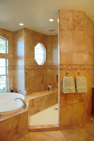 Open Shower Bathroom Design Best 25 Custom Shower Ideas On Pinterest Master Shower Large
