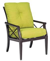Woodard Patio Furniture Cushions - cast aluminum chairs