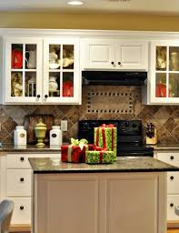 Ideas For Decorating Kitchen Countertops Gorgeous Kitchen Counter Decor Ideas 1000 Ideas About Kitchen