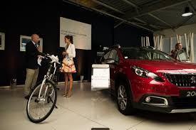 peugeot france price list lady in red peugeot 2008 delivered to miss france 2016