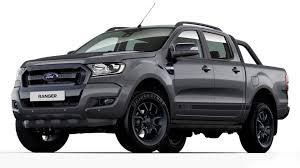 Popular Ford Ranger fica mais esportiva com pacote especial FX4 @FY79