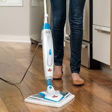 poweredge lift steam mop floor cleaner bissell
