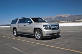 2015 Chevrolet Suburban Gmc Yukon Denali Xl First Test Motor Trend