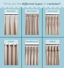 curtains of curtain tops are the different s house home styles