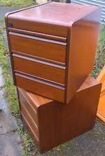 Vintage Oak Filing Cabinet Wooden Filing Cabinet Ebay