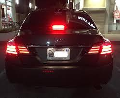 Plasti Dip Smoke Tail Lights Tail Lights Installation Spyder Smoked Drive Accord Honda Forums
