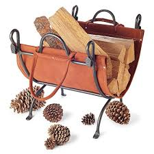 pilgrim home and hearth pilgrim home and hearth 18518 folding log carrier