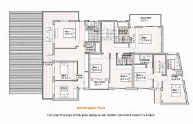 single storey house plans small two story house plans best of modern single story house