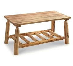 log coffee table zolt us