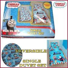 Thomas Single Duvet Cover Thomas Children U0027s Bedding Sets U0026 Duvet Covers Ebay