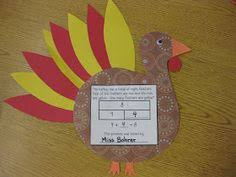 thanksgiving math centers thanksgiving math math and thanksgiving