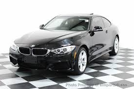 bmw 435i series 2015 used bmw 4 series certified 435i xdrive m sport coupe