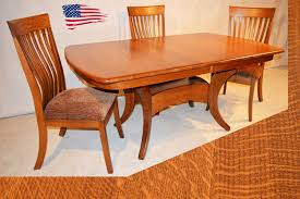 amish table and chairs amish dining table for your dining set innonpender com beautiful