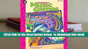 audiobook the big book of music games debra olson pressnall for