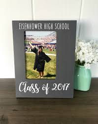 high school graduation favors personalized graduation picture frame class of 2017 high school