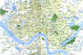 Nanjing China Map by Nanning China Pictures Citiestips Com