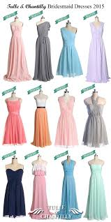 bridesmaid dresses 2015 top 10 colors for summer bridesmaid dresses 2015 2015
