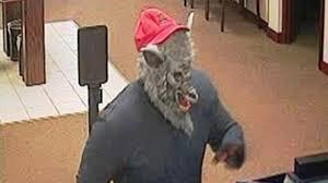 Wolf Mask Man Wearing Wolf Mask Robs Dekalb Bank Abc7chicago Com