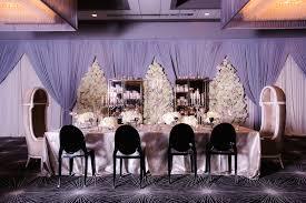 Elegant Decor Celebratory Wedding Shoot With Elegant U0026 Romantic Décor In Chicago
