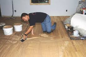 finishing repairing hardwood floors how to
