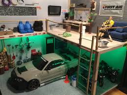 rc scale garage loft youtube