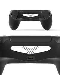 ps4 controller white light gng 2x led walverine claws light bar decal sticker for playstation 4
